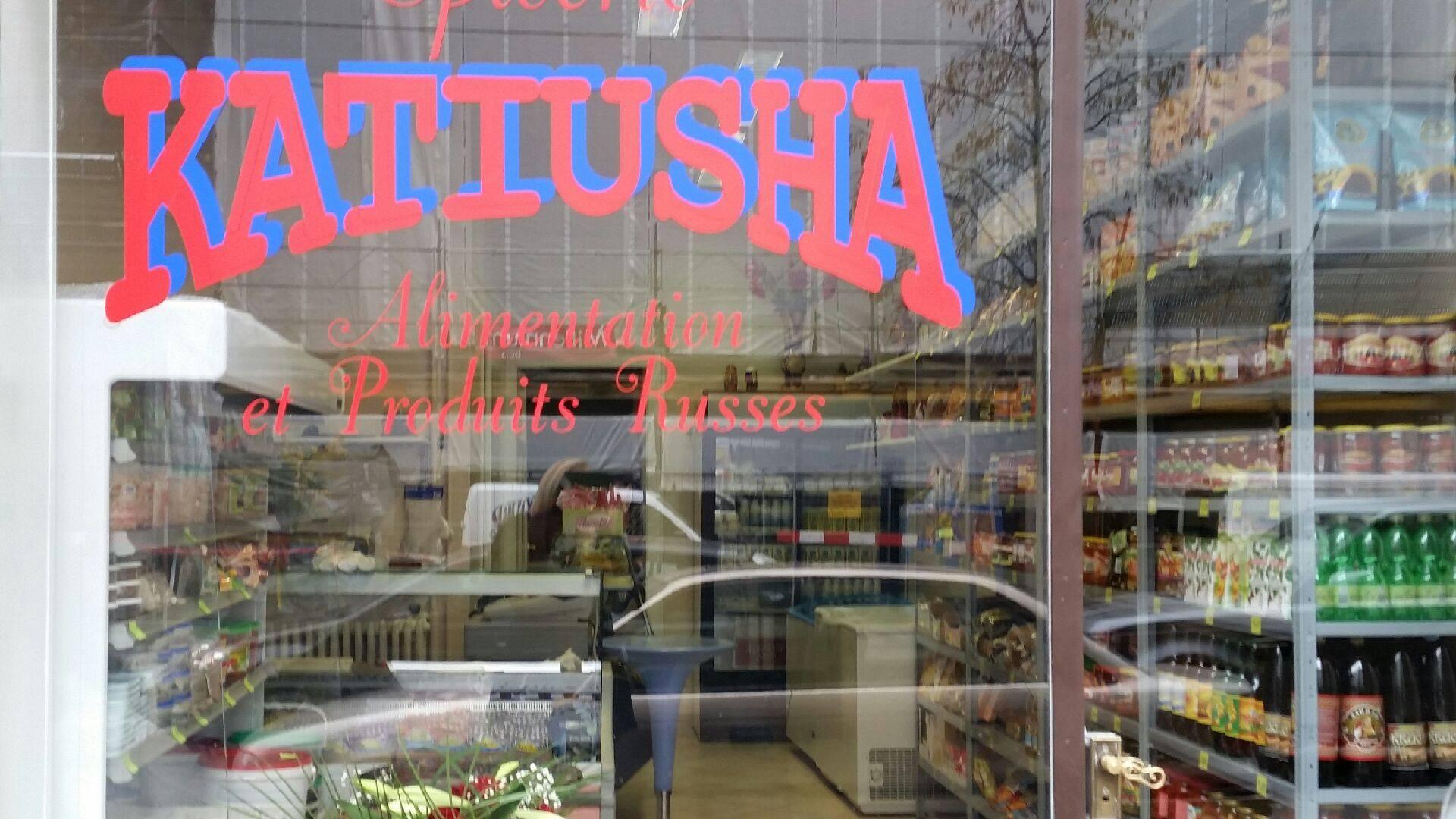épicerie russe en suisse