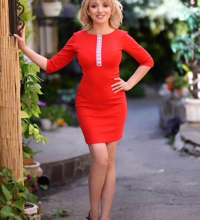 jolie femme ukrainienne